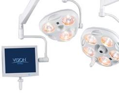 Хирургические светильники  Merilux